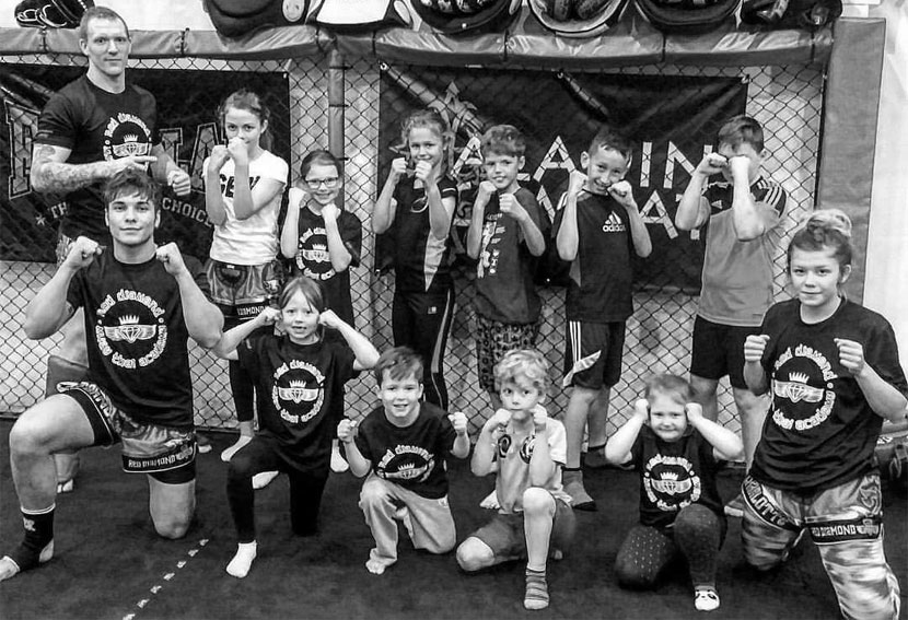 Red Diamond Academy – Muay Thai