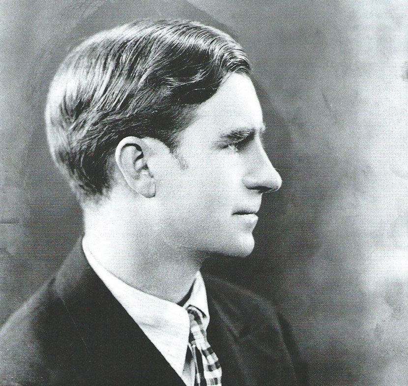 John Selby-Bigge photographed in 1933