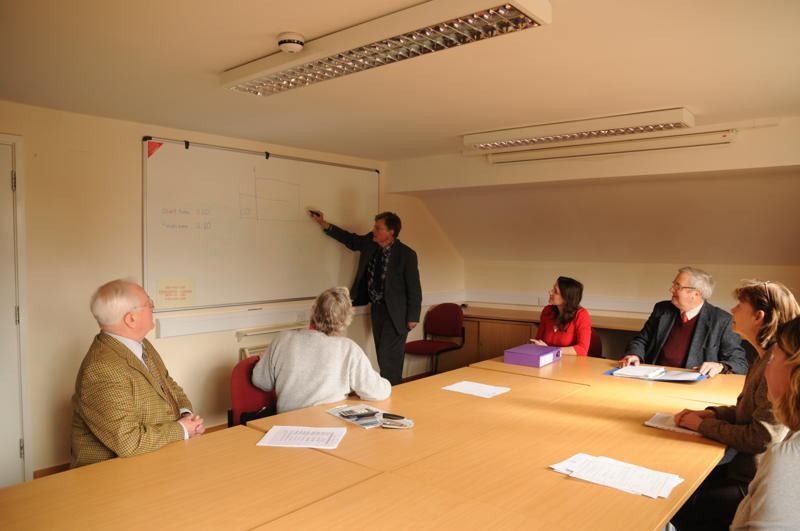 The Astrop & Sutton Meeting Rooms