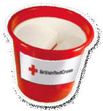 Red Cross Bucket